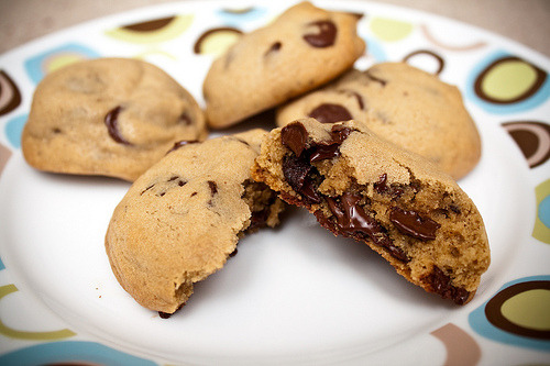 Cookie, Chocolate
