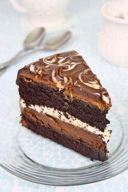 Tuxedo Cake Gabriela Cuisine scroll down for English