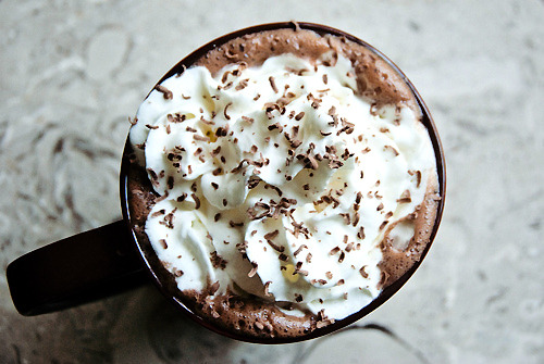 Hot Chocolate, Chocolate