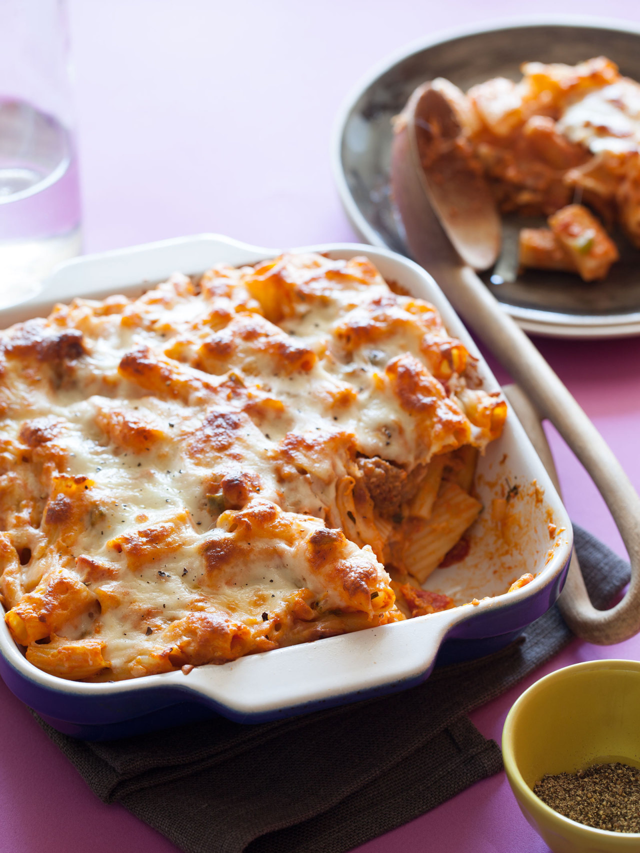 Recipe: Baked Ziti