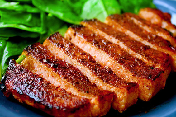 Recipe: Cocoa & Chili Pork Chops