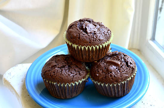 Texas Chocolate Muffins