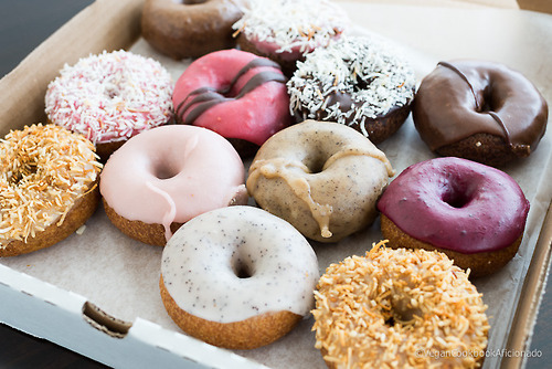 Vegan Donuts (by Deliciously Twisted) http