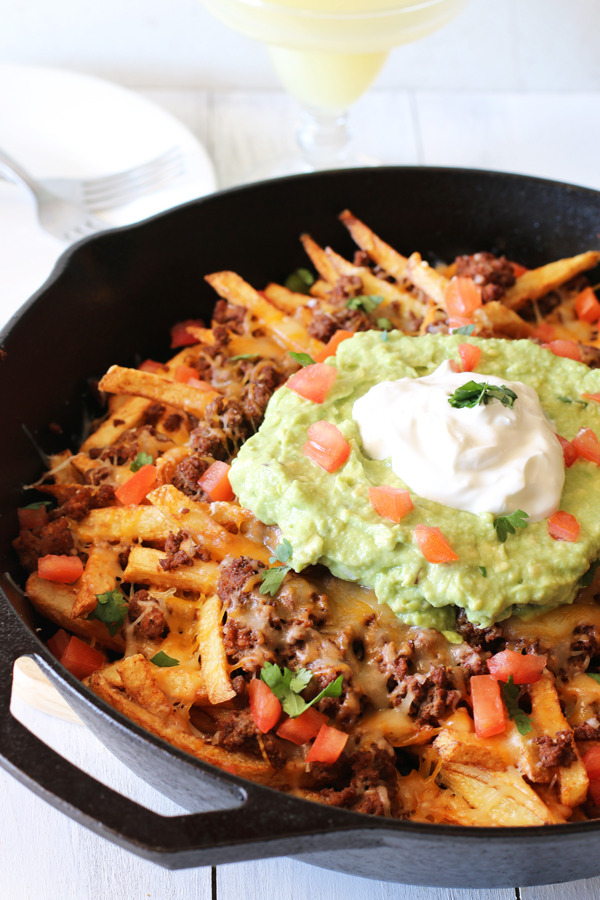 French Fry Nachos