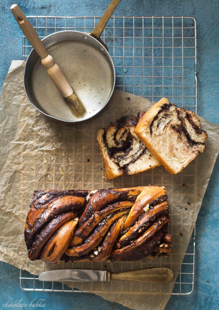 Chocolate Babka The White Ramekins